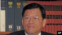 台湾外交部发言人章计平