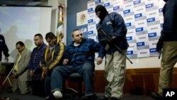 U.S. Targets Druge Cartel Lieutenant