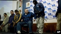A man identified by Mexico's Attorney General's office as Jesus Zambada Garcia. (File)
