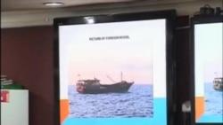 菲律賓官員對扣押中國漁船作出辯護