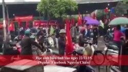 Phó Thủ tướng yêu cầu giải quyết vụ biểu tình ở Ninh Hiệp