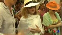 ကမာၻ႔ Pop ဘုရင္မ Madonna က အသက္ ၅၈ ႏွစ္ေျမာက္ေမြးေန႔၊ ေတာင္ကိုရီးယားမွာ ရံုတင္တဲ့ Star Trek ႐ုပ္ရွင္ စသည္ ...