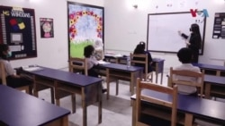 کراچی کے طلبہ کے خلا بازوں سے دلچسپ سوالات