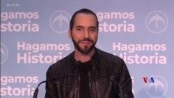 2019-02-04 美國之音視頻新聞: 前市長在大選獲勝擔任薩爾瓦多總統