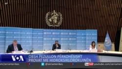 OBSH pezullon përkohësisht provat me hidroksiklorukinën