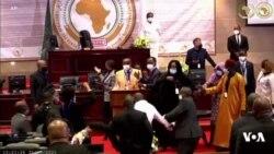 Vurugu zazuka katika mkutano wa Bunge la Umoja wa Afrika