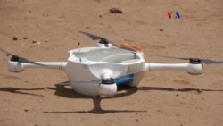 Drones ayuda pacientes VIH