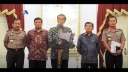 Seruan WNI di AS Untuk Jokowi