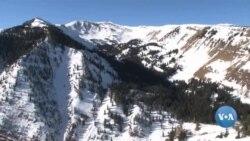 Amerikaga sayohat: Aspen
