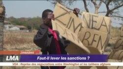Les défenseurs des droits de l'homme veulent le maintien des sanctions économiques contre Harare