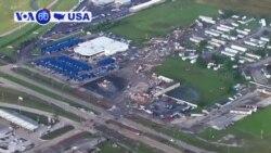 Manchetes Americanas 27 Maio 2019: Tornados destroem nos Estados Unidos