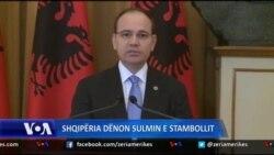 Shqipëria dënon sulmin në Stamboll