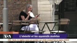 L'obésité et les appareils mobiles