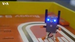Роботы на службе образования