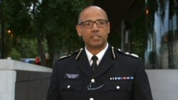 Scotland Yard Official: 'Threat Level Remains at Critical'