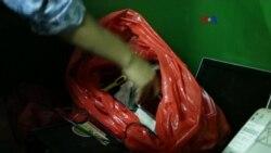 Contaminación residuos electrónicos