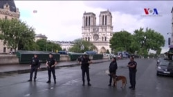 Londra'dan Sonra Paris'te Terör Paniği
