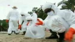 Thailand Oil Spill