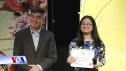 Trao giải thưởng Em viết văn Việt 2019 ở ngoại ô Washington