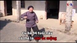 Lão bà Kungfu