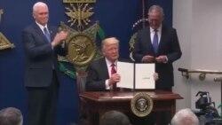 Новый указ Трампа о запрете на въезд в страну гражданам шести мусульманских стран подвергся жесткой критике и в Нью-Йорке