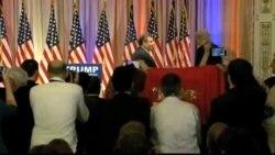 SAD: Nadmoćno, ubjedljivo..... Clintonova i Trump