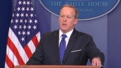 Spicer: 'We're Not Going to Relitigate the Past' on Flynn's Dismissal
