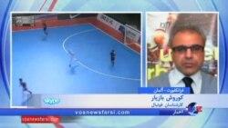 قهرمانی فوتسال زنان ایران در آسیا