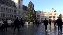 Brussels Comes Back to Life Despite Terror Threat
