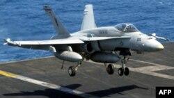 Архив: истребитель F/A-18 Hornet