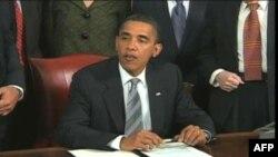 Президент Обама будет добиваться утверждения окончательного варианта законопроекта о реформе системы здравоохранения США