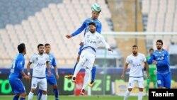 Football match in Tehtan, Esteghlal club, دیدار فوتبال استقلال تهران و استقلال خوزستان در تهران