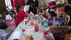 Anak Indonesia Rayakan Hari Anak Sedunia