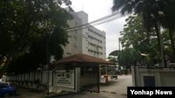 24일 말레이시아 화학청이 김정남 암살에 쓰인 화학물질을 분석해 VX신경가스라는 분석 결과를 내놓았다. 말레이시아 화학청 전경.