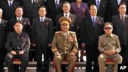 หนังสือพิมพ์ของทางการเกาหลีเหนือลงภาพถ่ายของนาย คิม จอง อัน ซึ่งคาดกันว่าจะเป็นผู้สืบทอดตำแหน่งผู้นำจากนาย คิม จอง อิลนั้นเป็นครั้งแรก