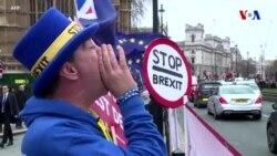 Britaniyalı etirazçılar Brexitlə bağlı səsvermə tələb edir