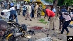 Gurgubin Wani Harin 'Yan Boko Haram