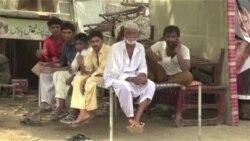 بر اثر گرمای شدید در جنوب پاکستان بیش از ۷۰۰ تن جان دادند