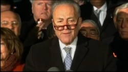 US has History of Welcoming Oppressed, Schumer Says