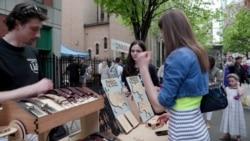 Міс Україна -2013 Анна Заячківська - про роботу моделлю в Нью-Йорку, весільні сукні та наслідки домашнього насилля. Відео