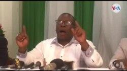 Pwofesè Dieudonne Lherisson nan tèt yon regwoupman politik l'OEA pa envite nan rankont ak opozisyon an