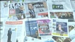 پوتین از آمریکا به خاطر بازداشت مقامات فیفا انتقاد کرد