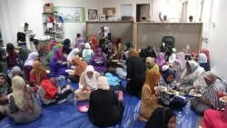 Buka Puasa di Masjid Everett, Washington