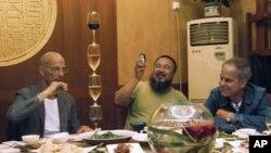 Herzog, de Meuron and Ai Weiwei