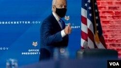 جو بایدن، رئیس جمهوری آمریکا (آرشیو)