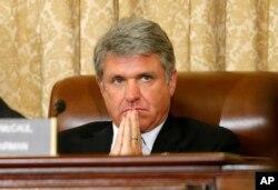 Dân biểu Michael McCaul, Chủ tịch Ủy ban An ninh Nội địa của Hạ viện Mỹ.