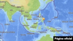 Philipines earthquake