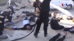 Suriye'de 'Kimyasal Saldırı' İddiası