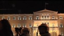 2012-11-12 美國之音視頻新聞: 希臘國會批准2013年緊縮預算