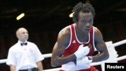 El boxeador Thomas Essomba es uno de los deportistas que abandonaron la villa olímpica.